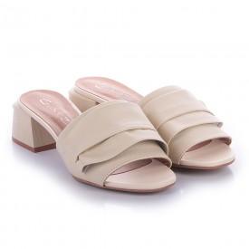 sandalia babados off white 1