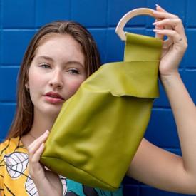 bolsa concept verde